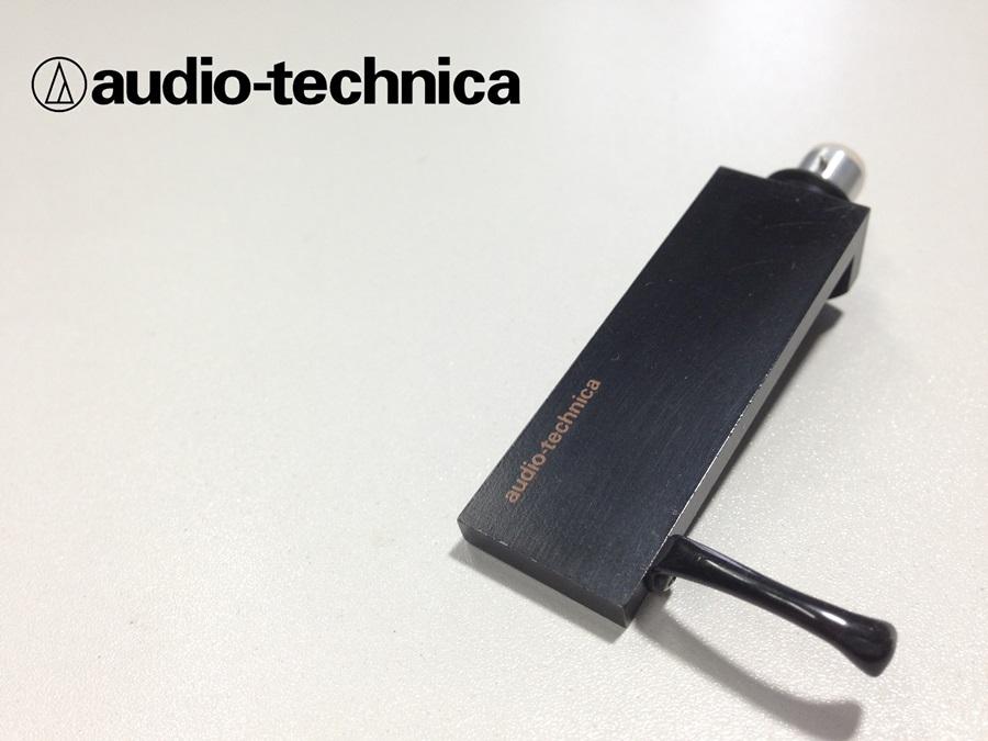 美品 audio-technica MG10 ヘッドシェル リード線付 重量約9g (HE01)
