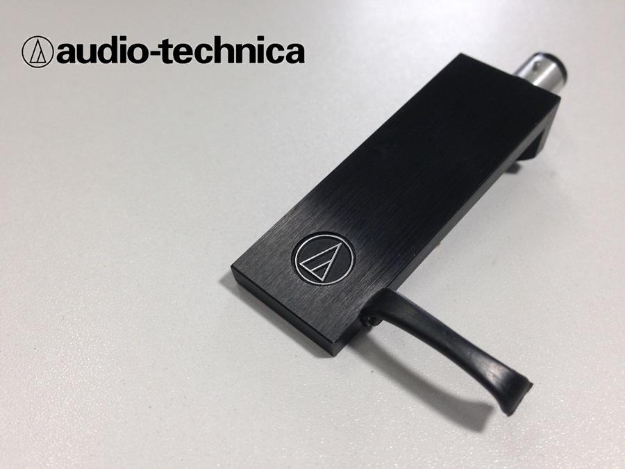 良品 audio-technica LT-13 ヘッドシェル リード線付 重量約13g (HE04)
