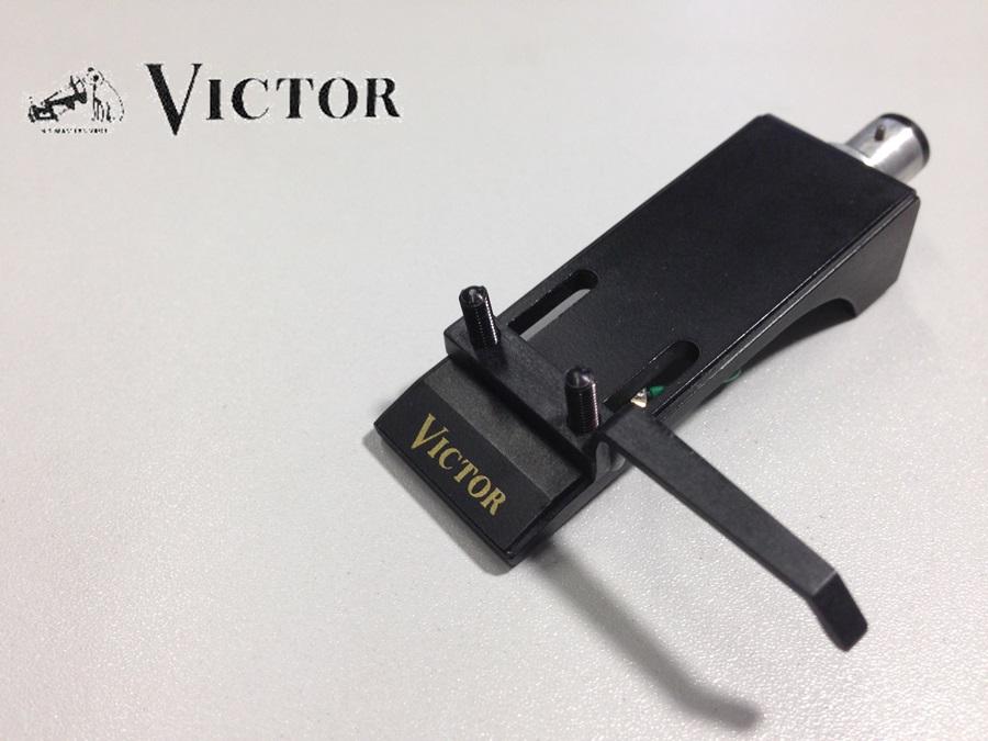美品 Victor PH-6B ヘッドシェル リード線付 重量約13g (HE05)