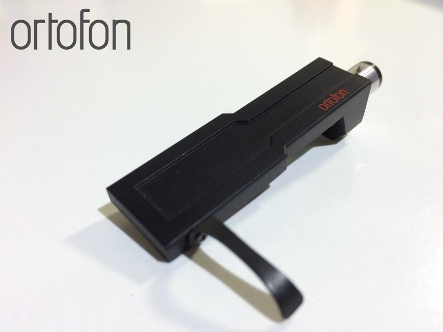 美品 ortofon LH-1 高純度アルミ合金製 ヘッドシェル 重量約13g リード線付 (HE13)