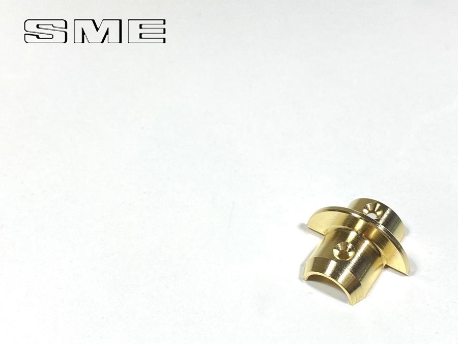 美品 SME トーンアーム用 真鍮製 ナイフエッジ 重量約9g (SM18)